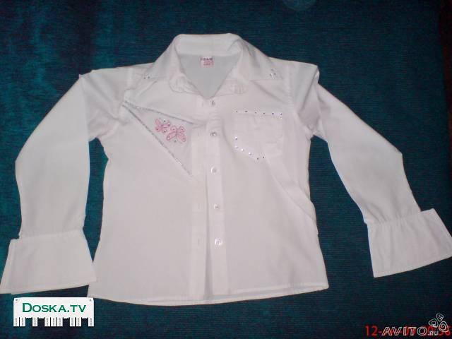 Блузки Школьные Купить В Санкт Петербурге