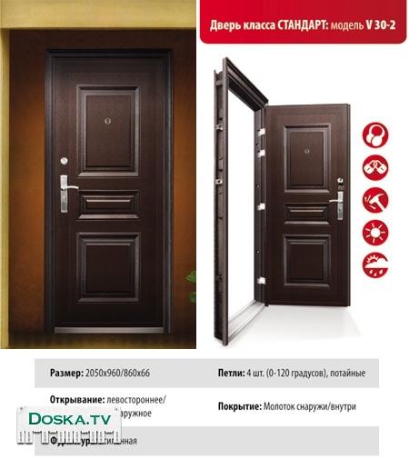 металлические двери продажа опт